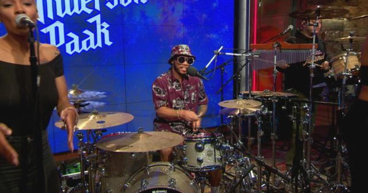 """Saturday Sessions: Anderson .Paak performs """"King James"""""""