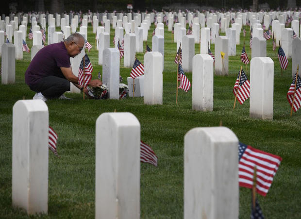 Washington, D C  - Memorial Day 2019: America honors the