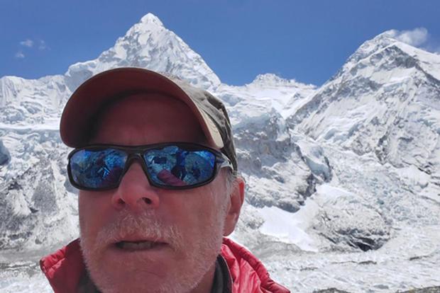 Chris Kulish Everest climber ninth death 2019