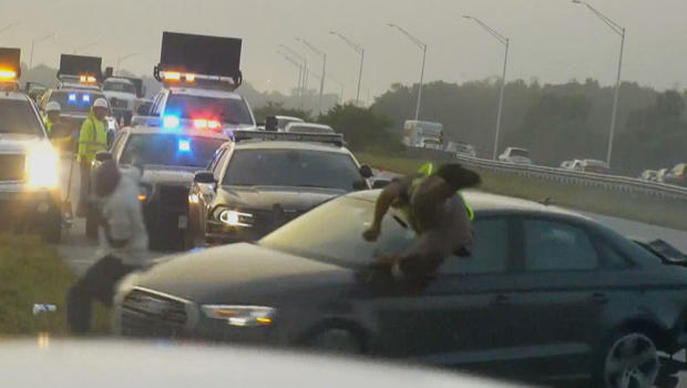 Florida Highway Patrol Traffic >> Distracted Drivers An Increasing Threat To First Responders