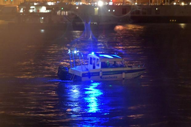 HUNGARY-BOAT-ACCIDENT
