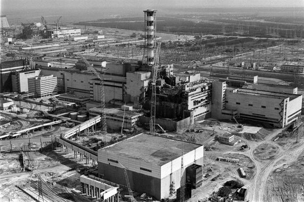 Worst nuclear disaster of the 20th century - Chernobyl