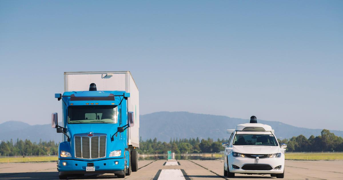 Waymo resuming self-driving truck tests in Phoenix area