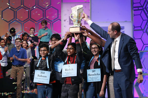 Scripps National Spelling Bee 2019: Spelling Bee ends in unprecedented 8-way tie after 20 rounds as organizers run out of words