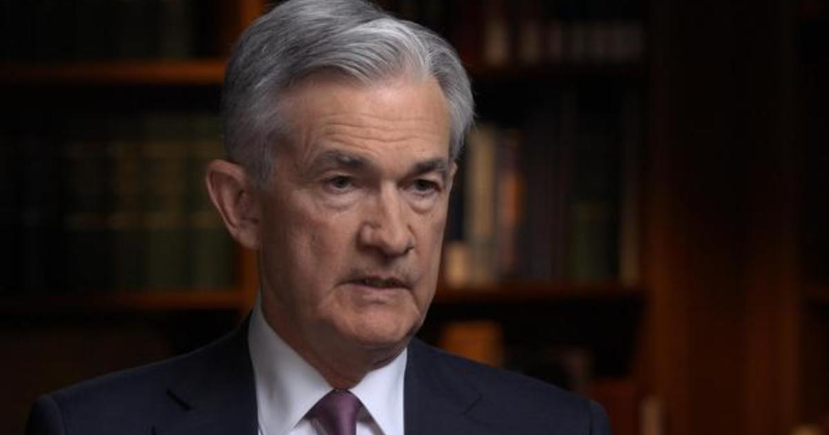 Federal Reserve Chairman Jerome Powell: The 60 Minutes interview