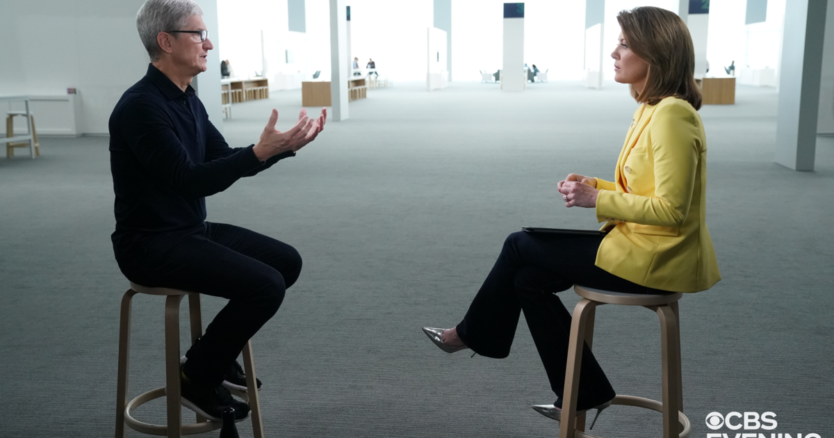 Tim Cook interview: Facing possible antitrust probe, CEO insists