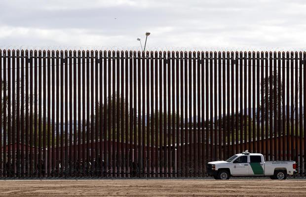 Congress Border Wall