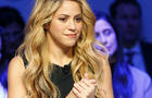 Singer and UNICEF Ambassador Shakira attends the annual meeting of the WEF in Davos
