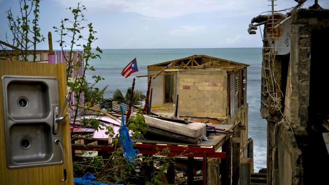 Puerto Rico Hurricane Deaths