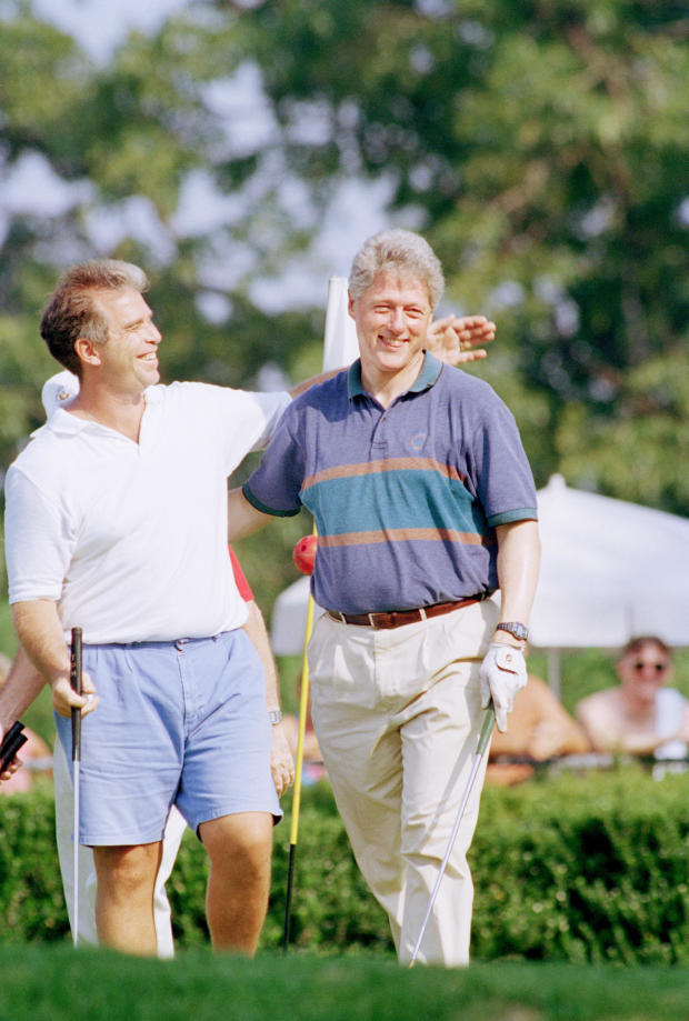 Tony Rodham, Hillary Clinton's brother, has died