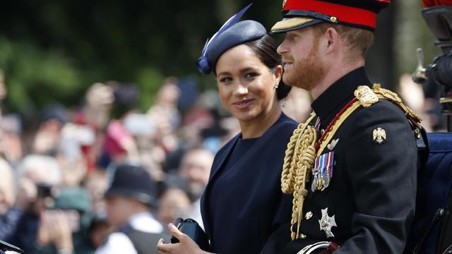 APTOPIX Britain Royals