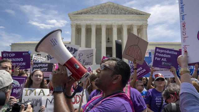 Rallies Across U.S. Protest New Restrictive Abortion Laws