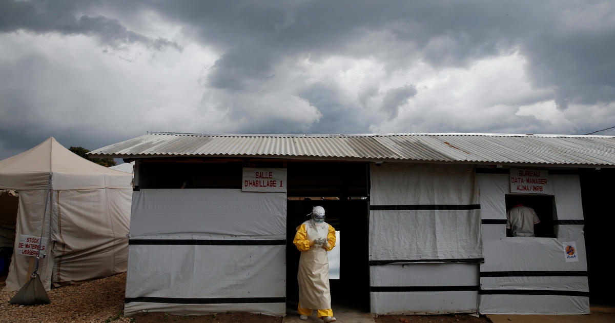 First reported Ebola death in Uganda as outbreak spreads from neighboring Democratic Republic of Congo