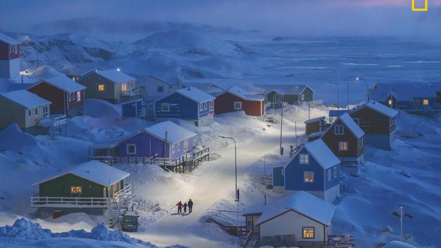 Greenlandic winter