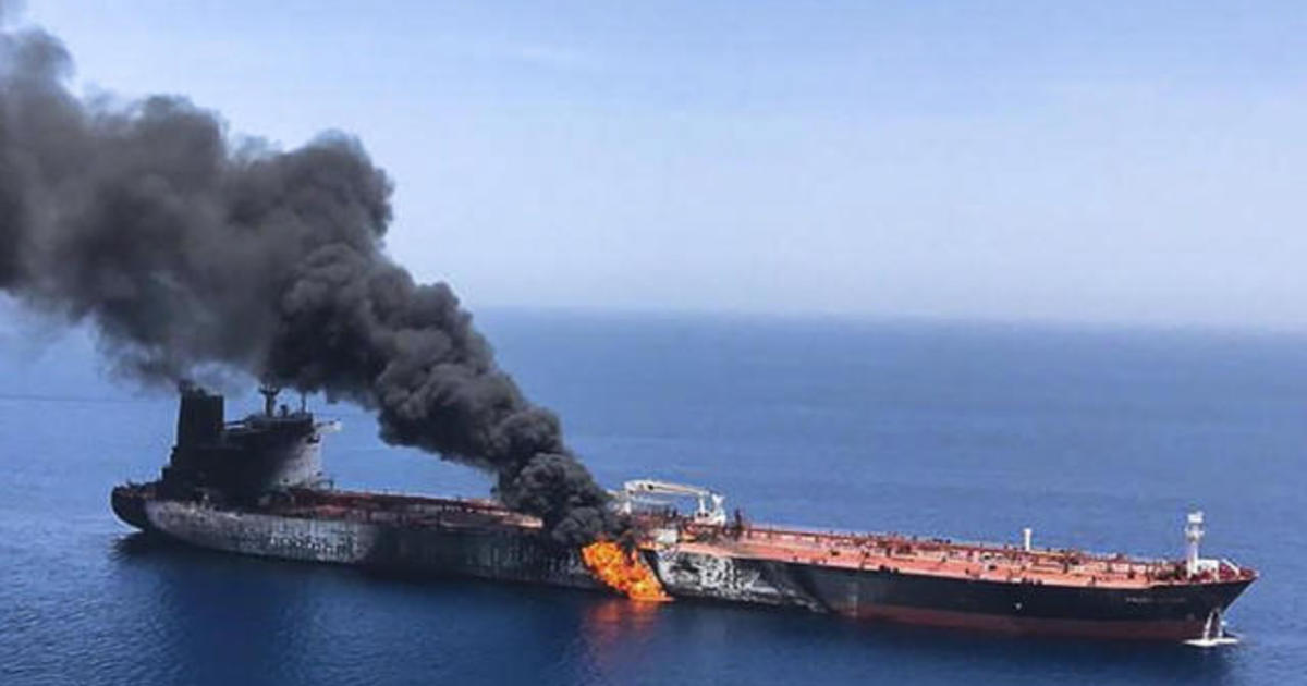 Are The Oil Tanker Attacks A Sign Of Future Conflict