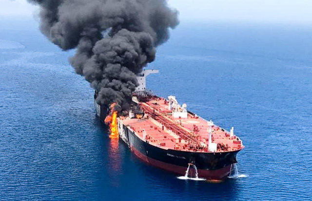 Oil tanker attacks in Gulf of Oman: Iran likely responsible