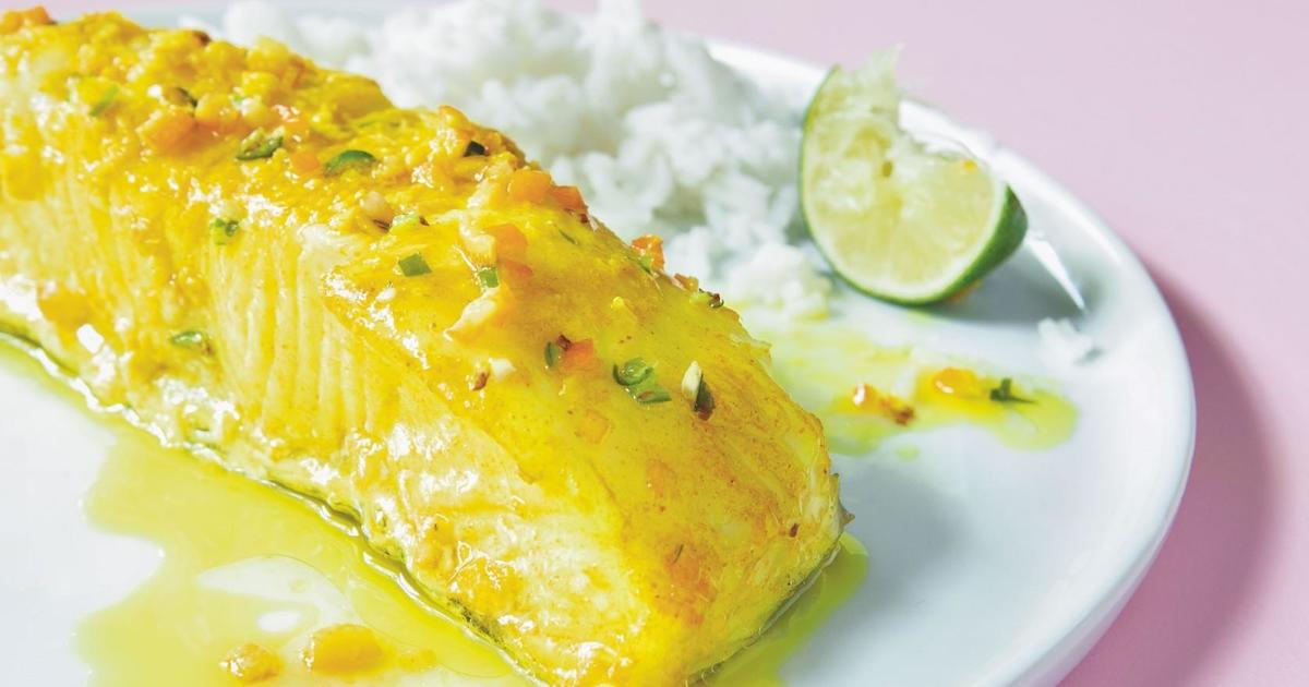 The Dish: Chef Priya Krishna reveals her signature recipes