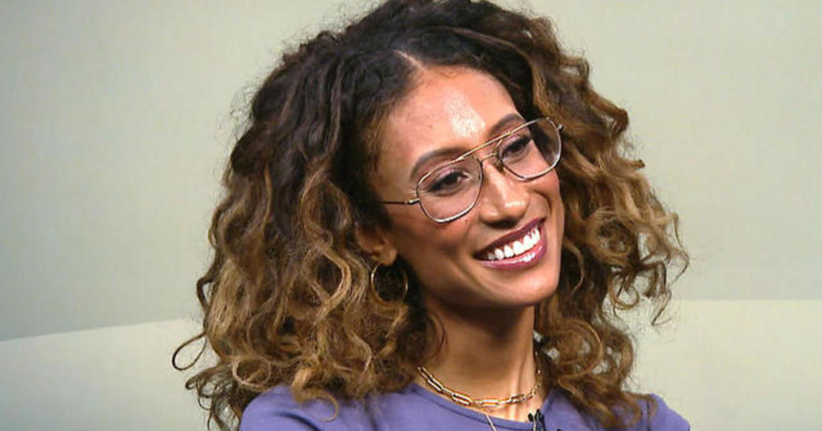 Elaine Welteroth on new memoir, her career and relationships