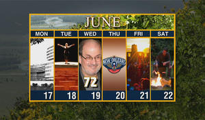 Week of June 17