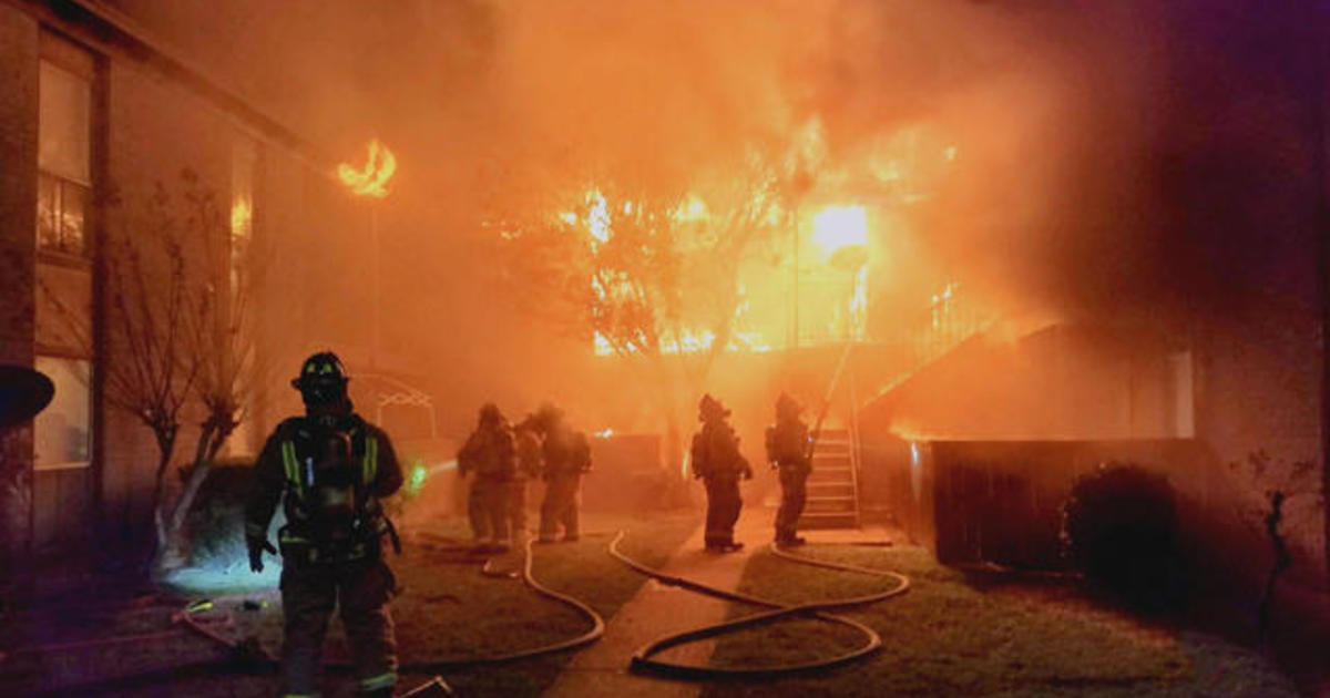 Firefighters battle a fearsome occupational hazard: Cancer