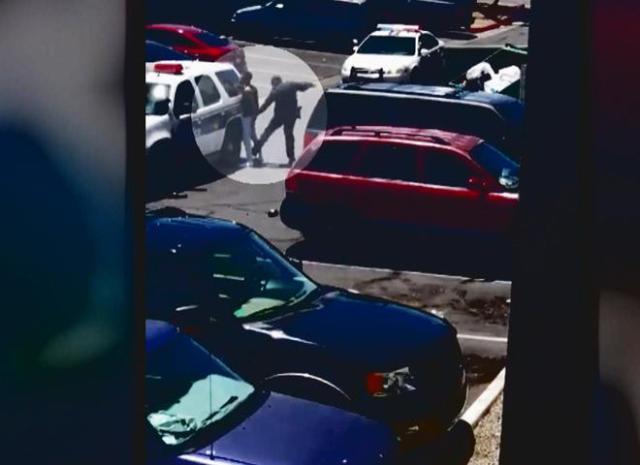 Phoenix police chief responds after cops pull gun, threaten