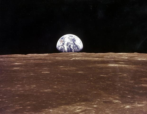 US-APOLLO XI-ANNIVERSARY-EARTH