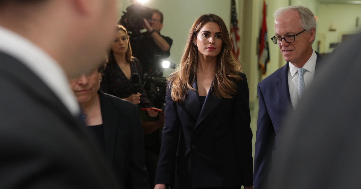 Hope Hicks hearing: Democrats to grill ex-Trump aide in closed-door House Judiciary Committee testimony