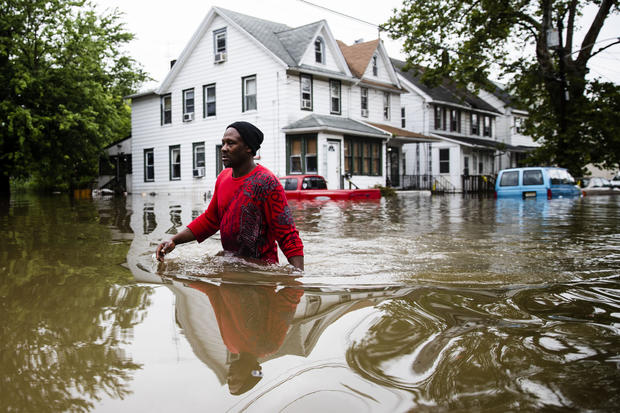 Severe Weather hits Texas, East Coast as flooding, severe thunderstorm and heavy rain storms affect millions