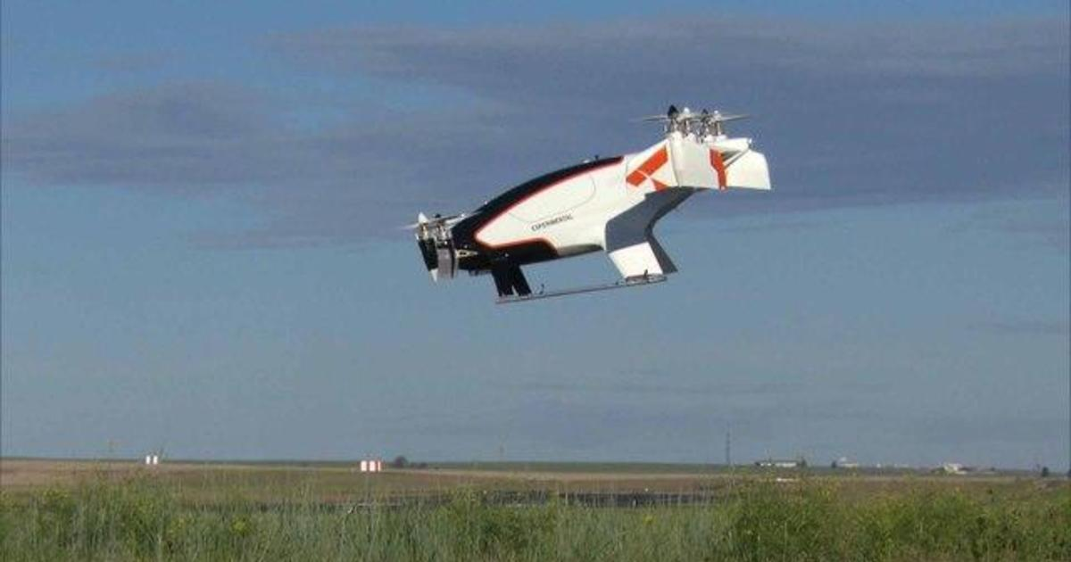 Inside the race to develop the first flying, self-driving car