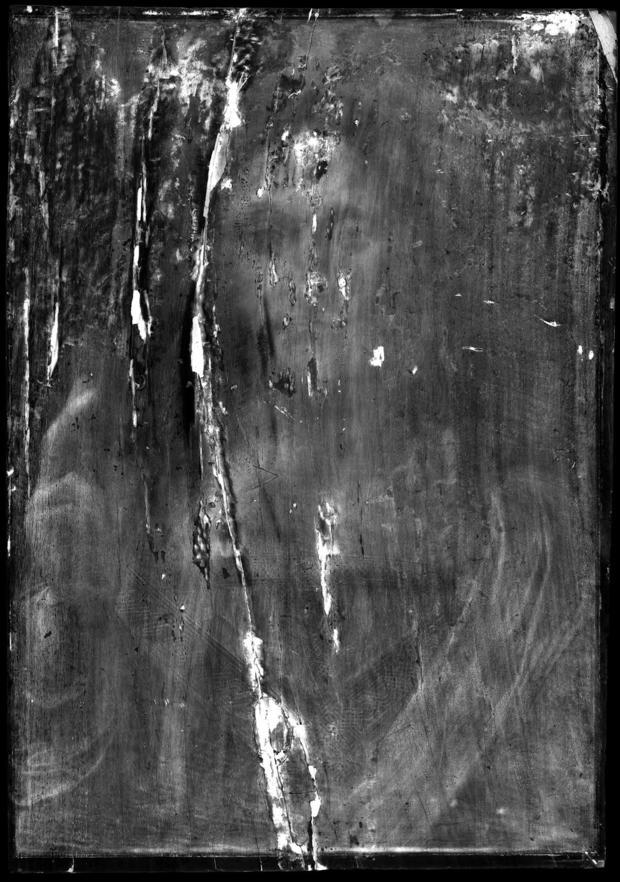Salvator Mundi x-ray