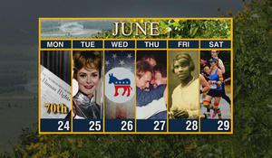 Week of June 24