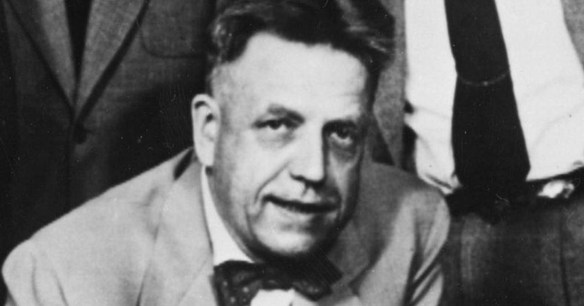 Almanac: Sex researcher Alfred Kinsey