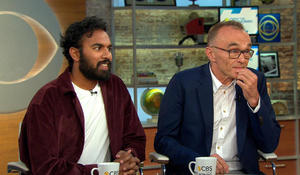"How Danny Boyle knew Himesh Patel should star in ""Yesterday"""
