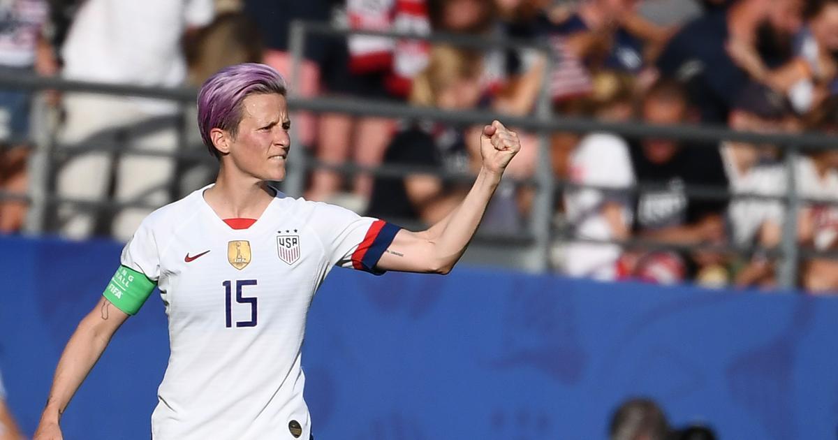 usa france score today uswnt beats france 2 1 in women s world cup quarterfinal match score highlights recap updated cbs news