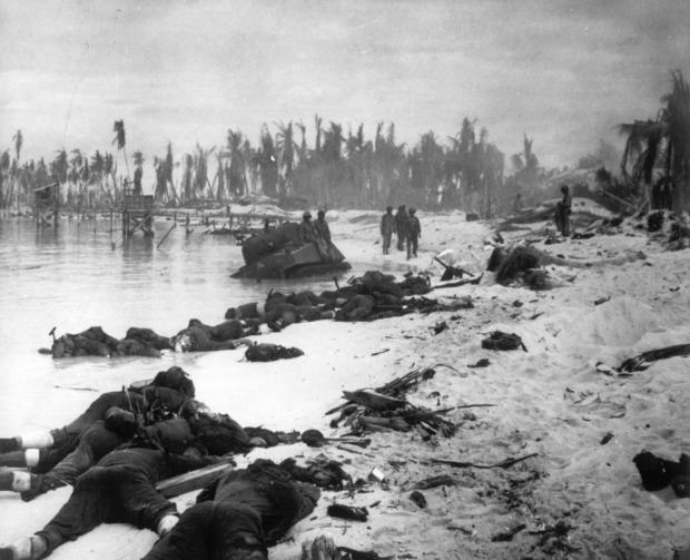 WWII Pacific Remains