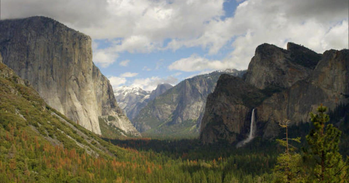 Almanac: Yosemite Valley Grant Act