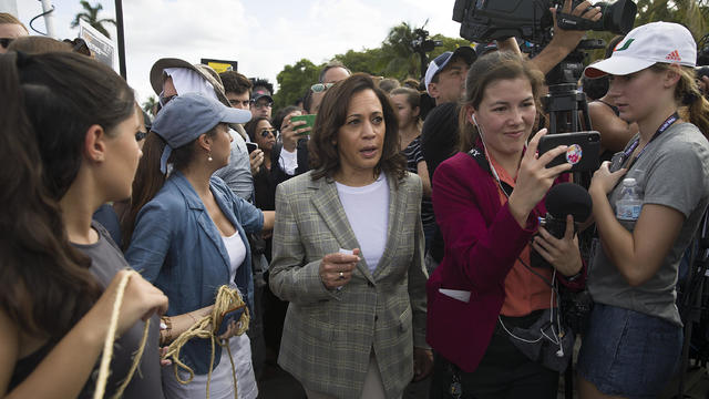 Democratic Presidential Candidates Visit Migrant Child Detention Facility