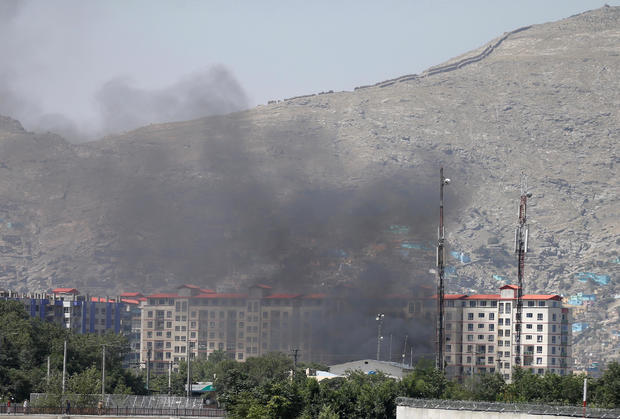 Taliban Claims Responsibility For Attacks in Kabul Straining Talks With US