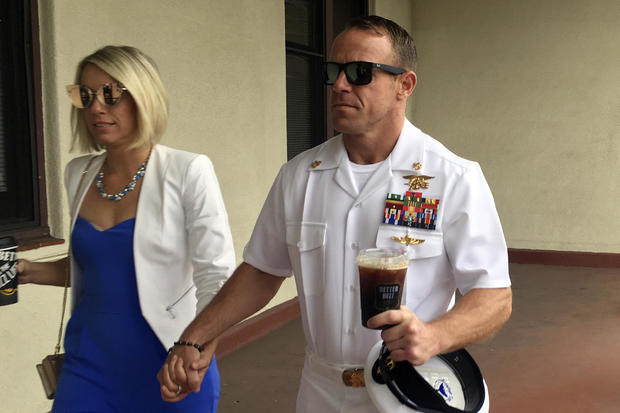 Navy SEAL Gallagher cleared of most charges