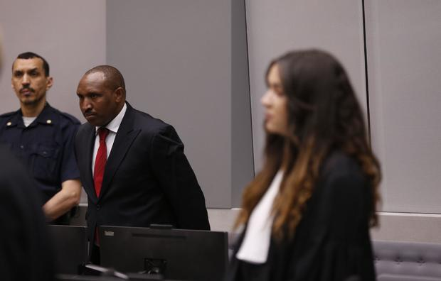 NETHERLANDS-DRCONGO-WARCRIMES-JUSTICE-TRIAL-ICC