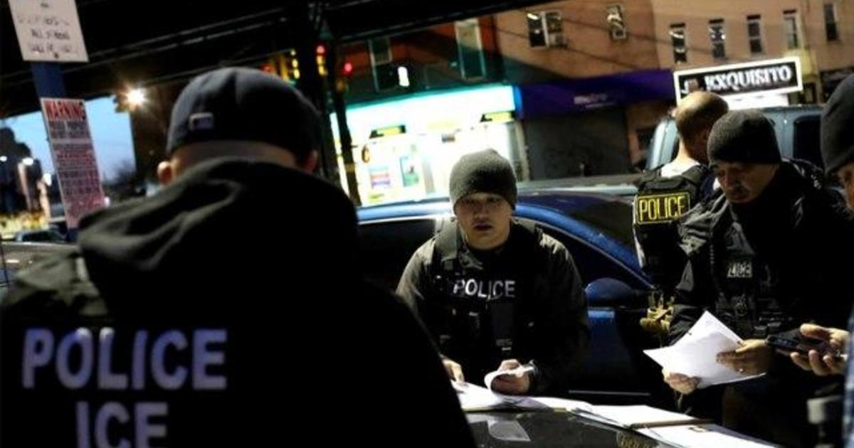 Undocumented immigrants brace for potential ICE raids