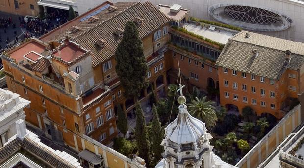 VATICAN-RELIGION-ITALY-MISSING