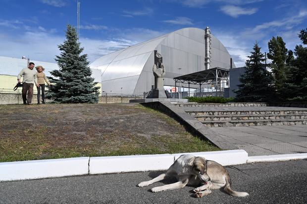 UKRAINE-CHERNOBYL-ENERGY-NUCLEAR
