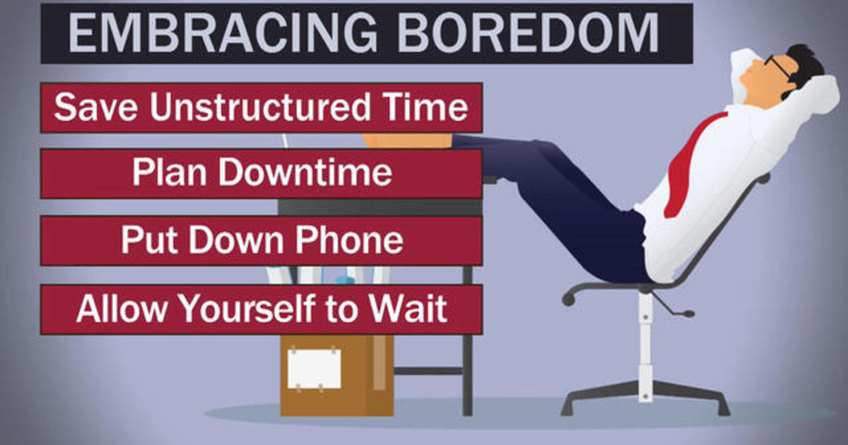 Why boredom could make you more creative