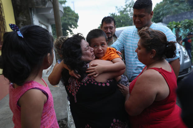 Boy Separated from Mother By Zero Tolerance Border Policy Welcomed Home In Guatemala