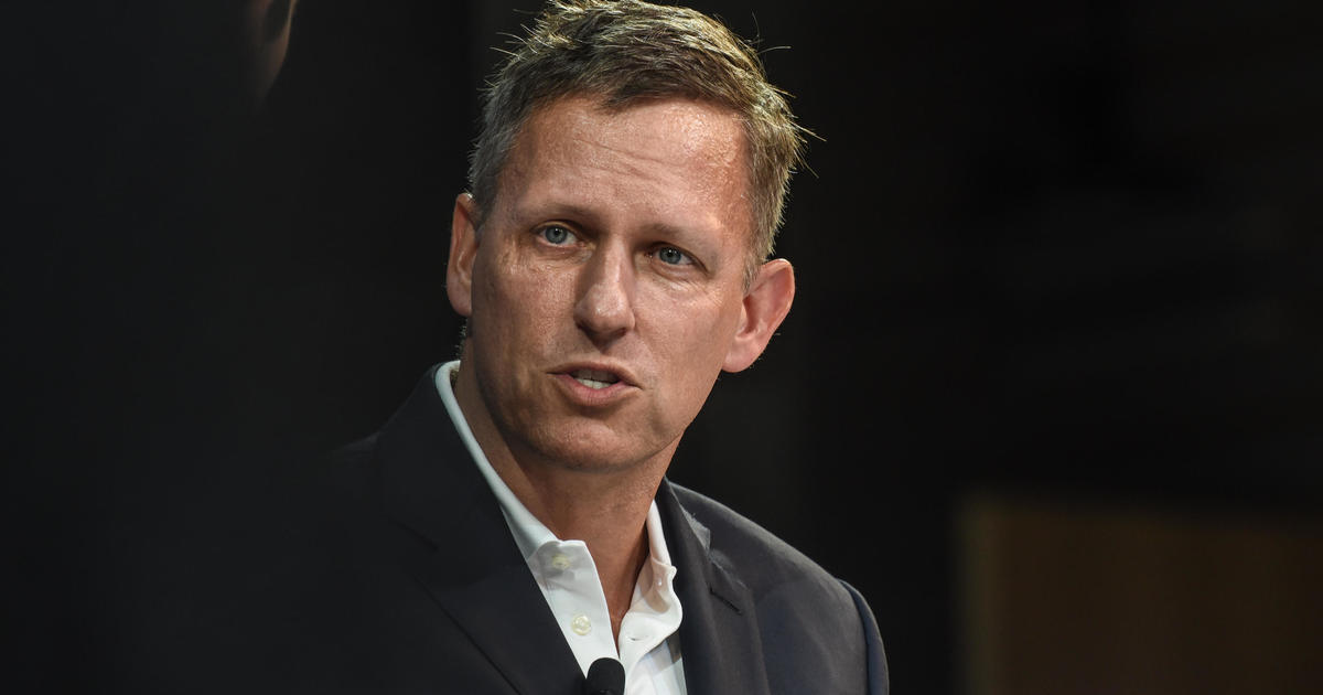 Trump says he'll look at Peter Thiel's accusation that Google is committing treason