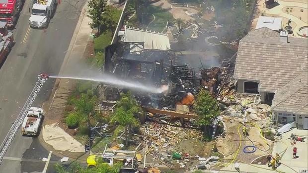 Murrieta explosion: At least 1 killed, 15 injured in Los Angeles home explosion likely caused by damaged gas line