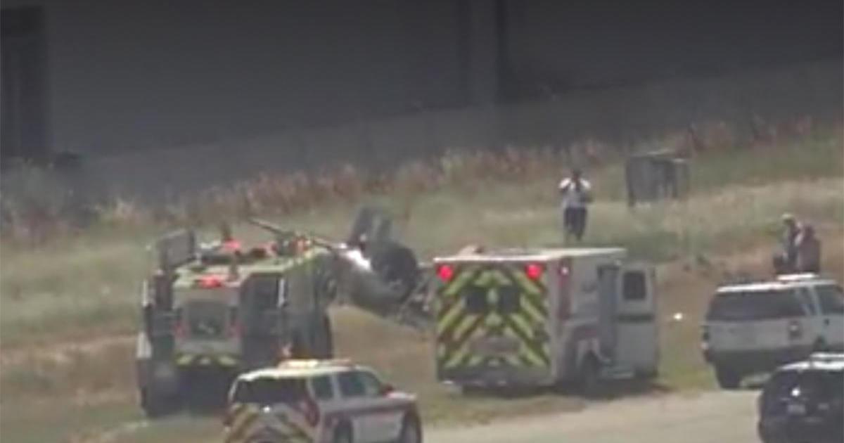 Helicopter crash: Flight instructor killed, student injured