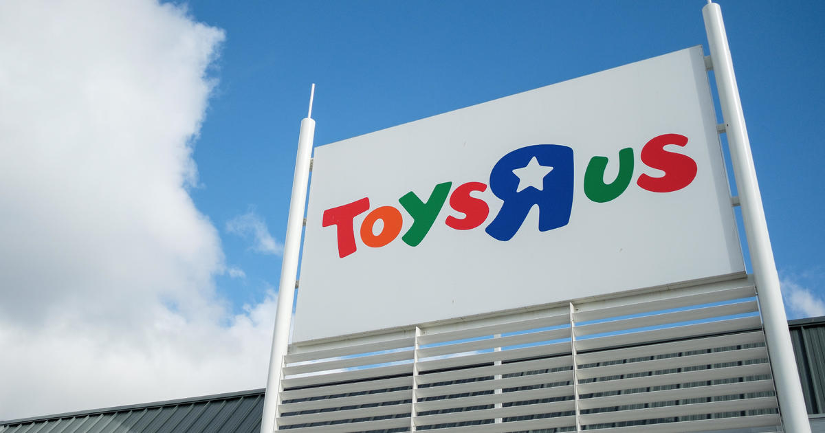 Toys R Us making a small comeback in two U.S. locations in New Jersey and Texas