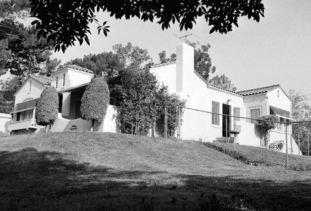 Manson Murders House